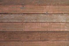 Vieux bois rayé Image libre de droits