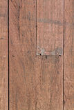 Vieux bois rayé Photo stock