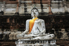 Vieux Bouddha Photo stock