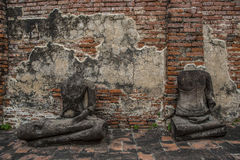 Vieux Bouddha image libre de droits