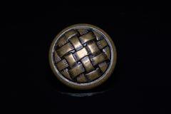 Vieux bouton Photographie stock libre de droits
