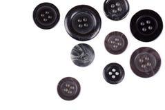 Vieux boutons Photo libre de droits
