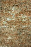 Vieux bricken le mur Photos stock