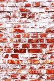 Vieux brique-mur Images stock