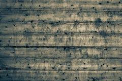 Vieux Brown foncé Gray Wooden Board photographie stock libre de droits