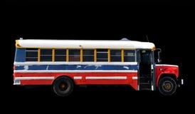 Vieux bus Images stock
