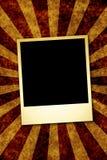 Vieux cadre de tableau Photos libres de droits