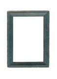 Vieux cadre de tableau en bois Images stock