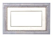 Vieux cadre en bois Photo stock