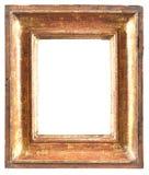 Vieux cadre en bois Photos libres de droits