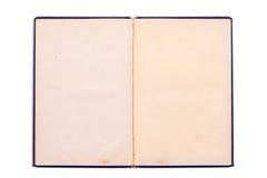 Vieux cahier Photos stock