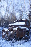 Vieux camion Images libres de droits