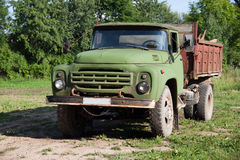 Vieux camion Photographie stock