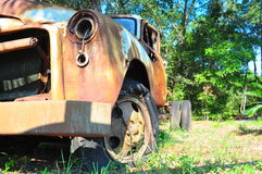 Vieux camion Images stock