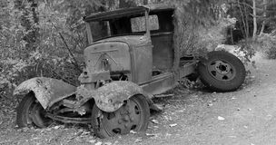 Vieux camion Image stock