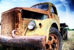 Vieux camion Photo libre de droits