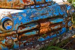 Vieux camion de chute photographie stock