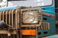 Vieux camion de cru Image stock