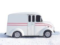 Vieux camion de livraison de Divco Photographie stock libre de droits