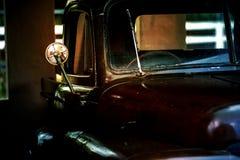 Vieux camion de vintage Images stock