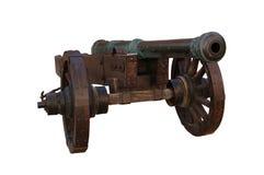 Vieux canon Photographie stock