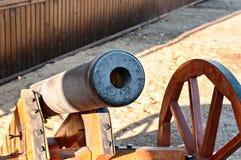 Vieux canon Photos stock