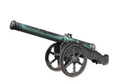 Vieux canon. Photo stock