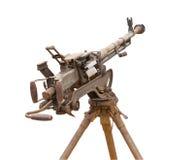 Vieux canon au musée Image stock