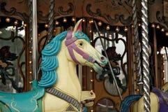 Vieux carrousel images libres de droits