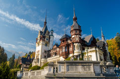 Vieux château Image libre de droits