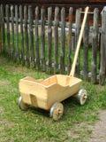 Vieux chariot Image stock