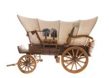 Vieux chariot de cheval Photographie stock