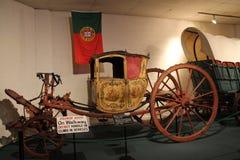 Vieux chariot royal Photo stock