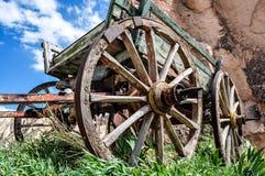 Vieux chariot turc Photo libre de droits