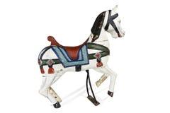 Vieux cheval de jouet Photos libres de droits