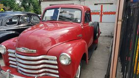 Vieux Chevrolet images libres de droits