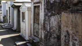 Vieux cimetière de la Nouvelle-Orléans photos libres de droits