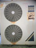Vieux climatiseur photos stock