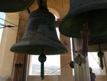 Vieux cloche en verre photographie stock libre de droits