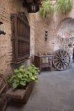Vieux coin chez l'Antigua Guatemala Photographie stock
