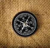 Vieux compas Photos libres de droits