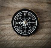 Vieux compas Photographie stock libre de droits