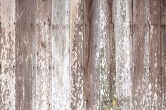 Vieux conseil en bois avec des clous pour la texture et le fond de vintage Photos libres de droits
