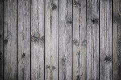 Vieux conseil en bois pour le fond Image libre de droits