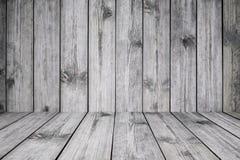 Vieux conseil en bois pour le fond Photos libres de droits