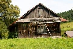 Vieux cottage Images libres de droits