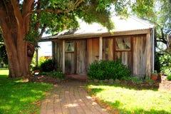 Vieux cottage Photos stock