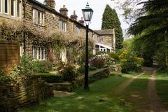 Vieux cottages loin de la foule madding photos libres de droits