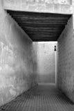 Vieux couloir  Photo libre de droits