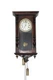 Vieux cru d'horloge Image stock